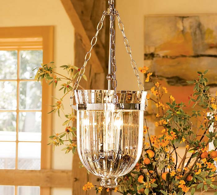 Glass christmas ornaments ideas