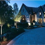 Kichler outdoor lighting photo