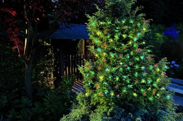 Led christmas tree 2012