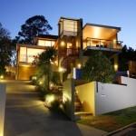 Outdoor light fixtures modern