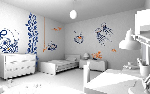 Wall paint colors decor