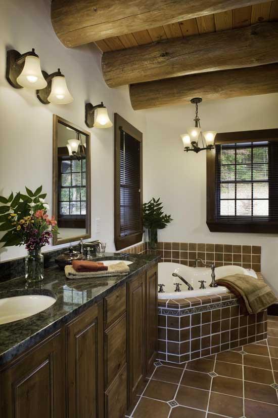Western Bathroom Decor Appliance In Home